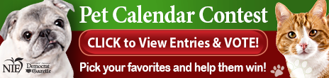 2018 NIE Pet Calendar